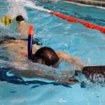 Plavání se základní potápěčskou výstroují