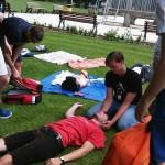 Stabilizace krční páteře