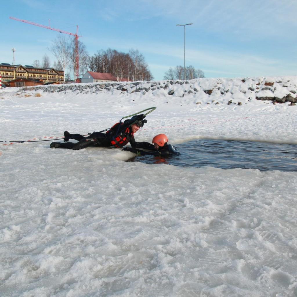 Seminář na ledu